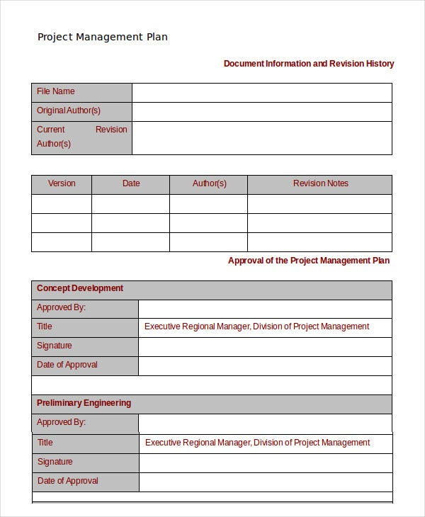 software project documentation example pdf