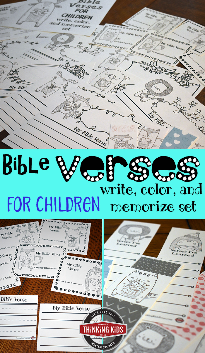 example of verses for children