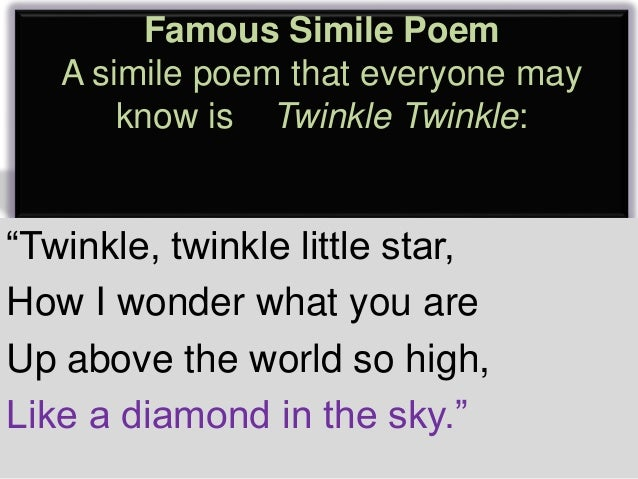example of simile in hamlet