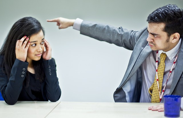 nepotism in the workplace example