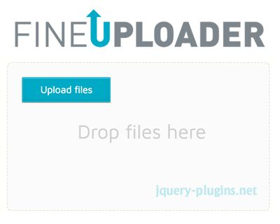 jquery multiple file upload drag and drop example