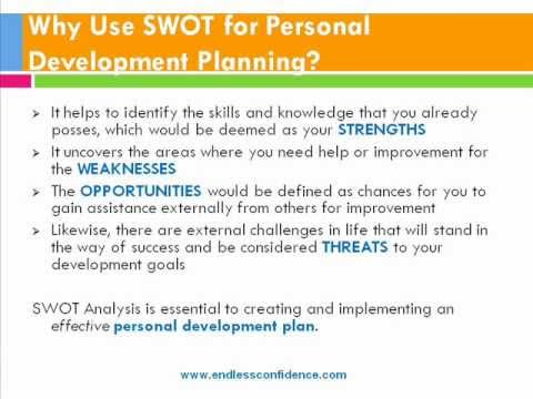 example of personal development plan for an individual