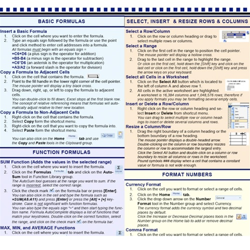 subtotal in excel 2007 with example pdf