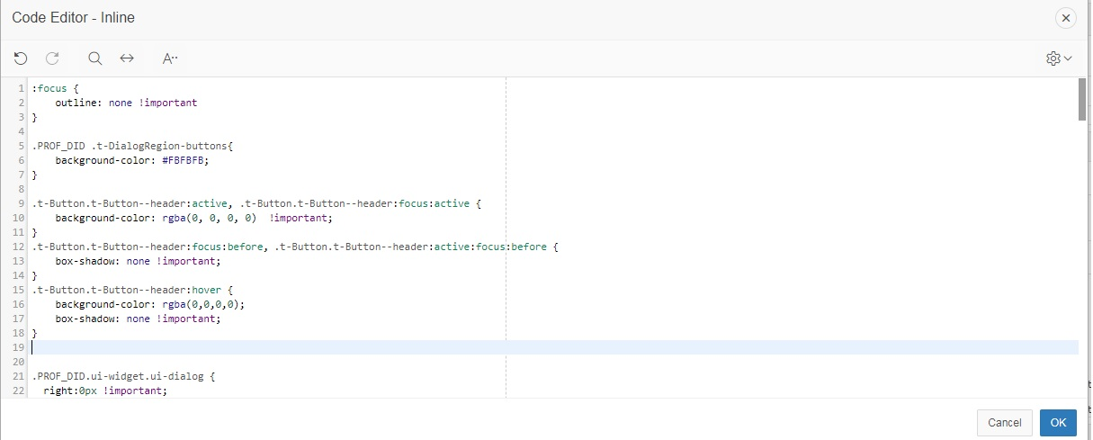 jquery dialog open event example