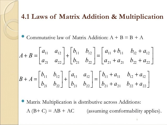 multiply 3x1 matrix by 1x3 example