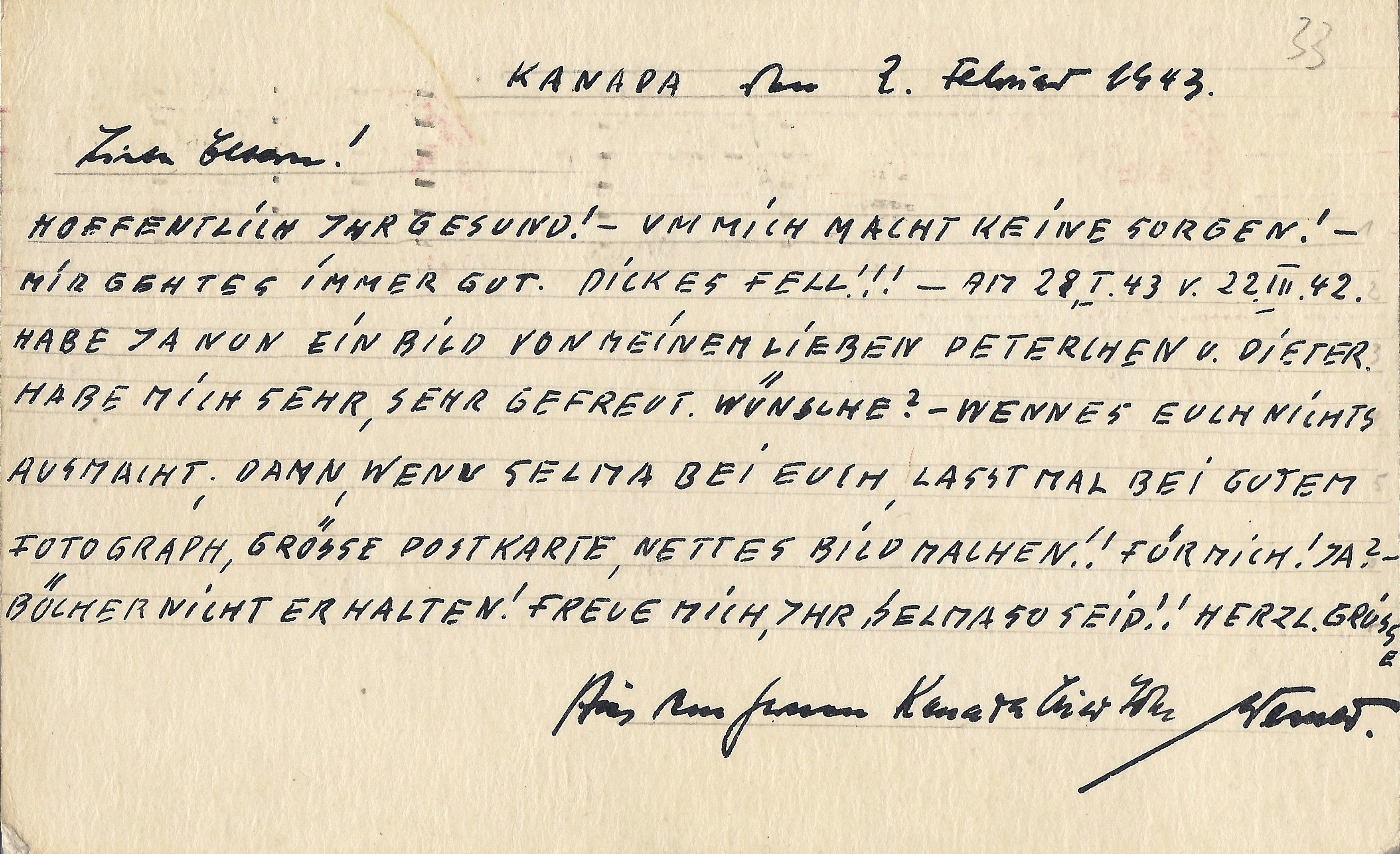 letter to a prisoner example