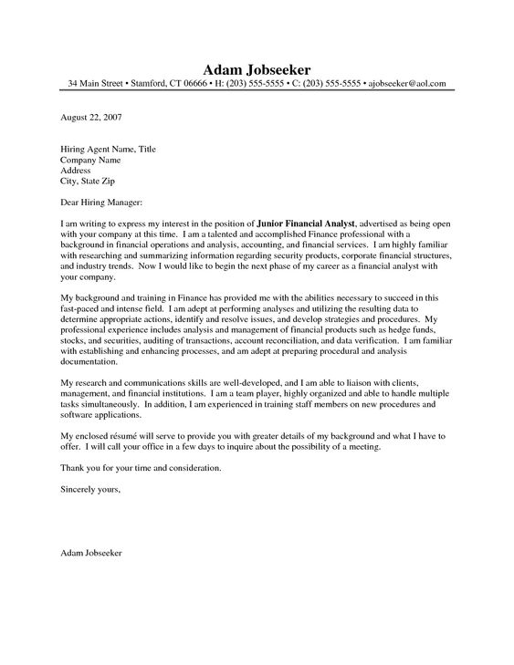 good example on giving reference letter
