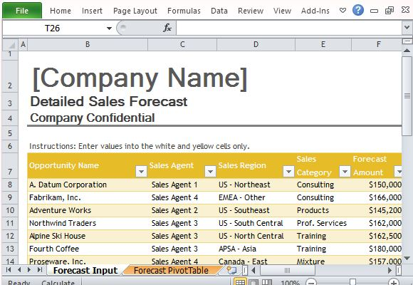 capitalization of earnings method example in excel
