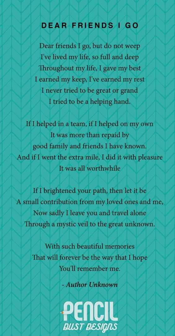example of eulogy speech for friend