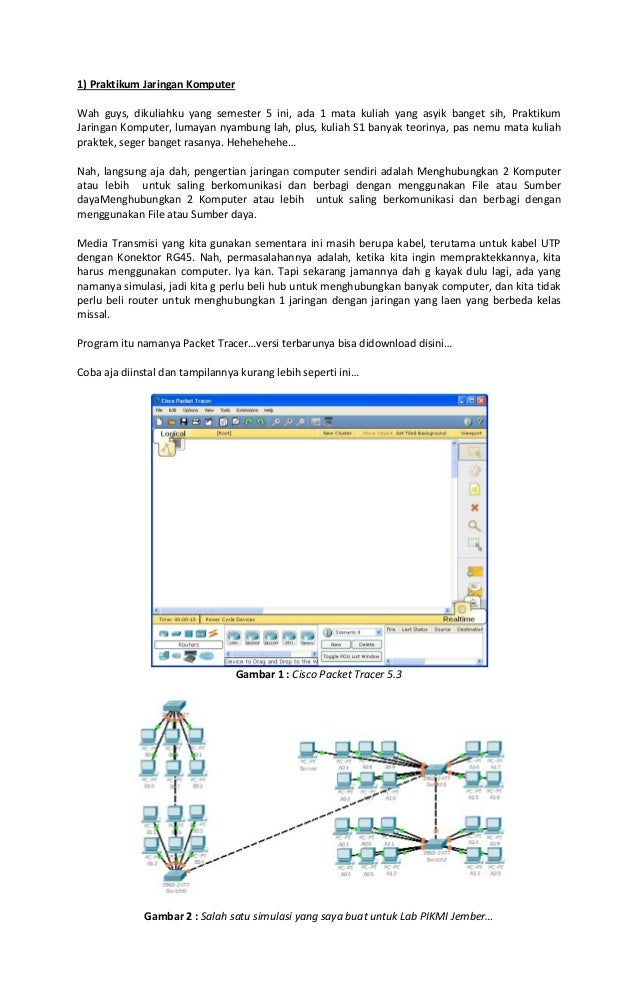 example iot in packet tracer