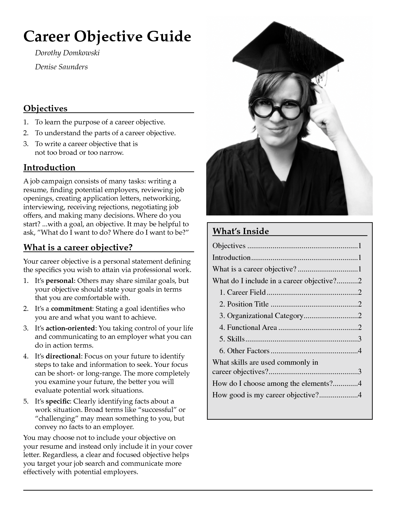 example of a good resume in canada