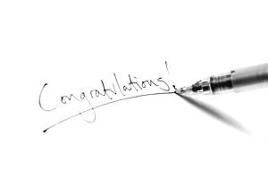 example of email sending congratulation of promotion