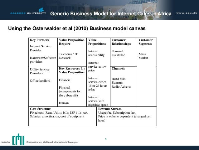 service provider business model example