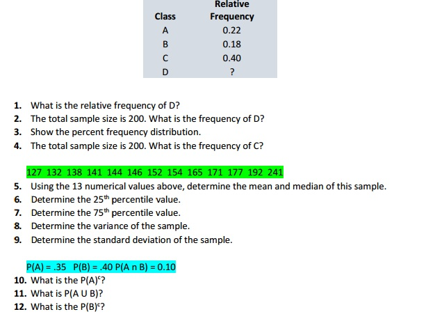 frequency and period example problems