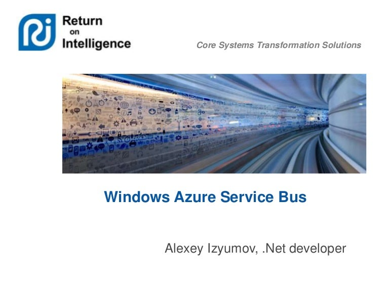 service bus in azure example