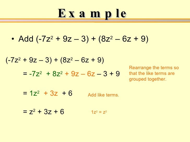 what is an example of a cubic polynomial