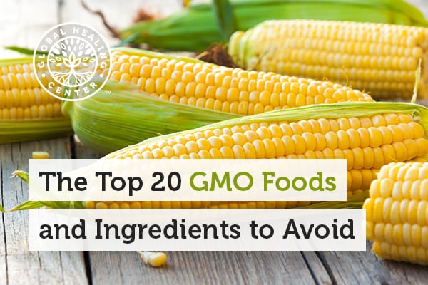 what is gmo food example